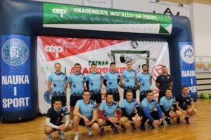 AZS UMK Toruń. Sekcja piłki siatkowej mężczyzn AMP (fot. nadesłana)