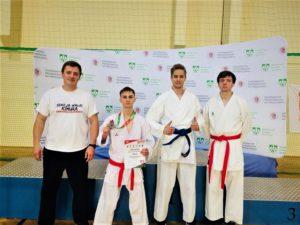 AZS UMK Toruń sekcja karate WKF na AMP (fot. nadesłana)
