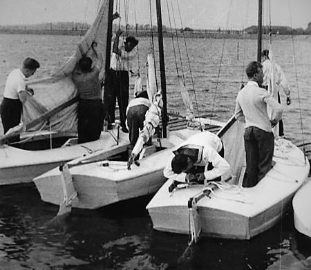 AZS UMK sekcja żeglarska