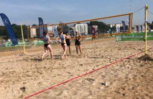 AMP siatkówka plażowa (fot. nadesłana)