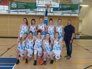 AZS UMK Toruń, Sekcja koszykówki kobiet (fot. nadesłana)