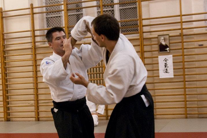 sekcja aikido