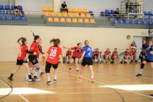 AZS UMK Toruń. Sekcja piłki ręcznej kobiet (fot. nadesłana)