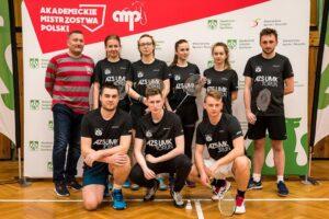 AMP 2019 badminton