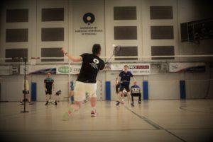 II Otwarte Mistrzostwa UMK w Badmintonie