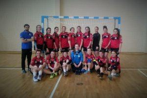 AZS UMK Toruń. Sekcja piłki ręcznej kobiet AMPiK (fot. nadesłana)