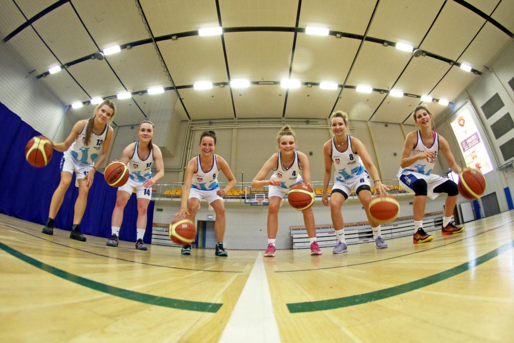 sekcja koszykówki kobiet