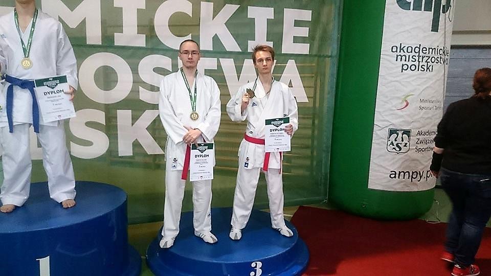 sekcja karate WKF